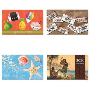 2020 Pocket Calendars (4) from Hawaii